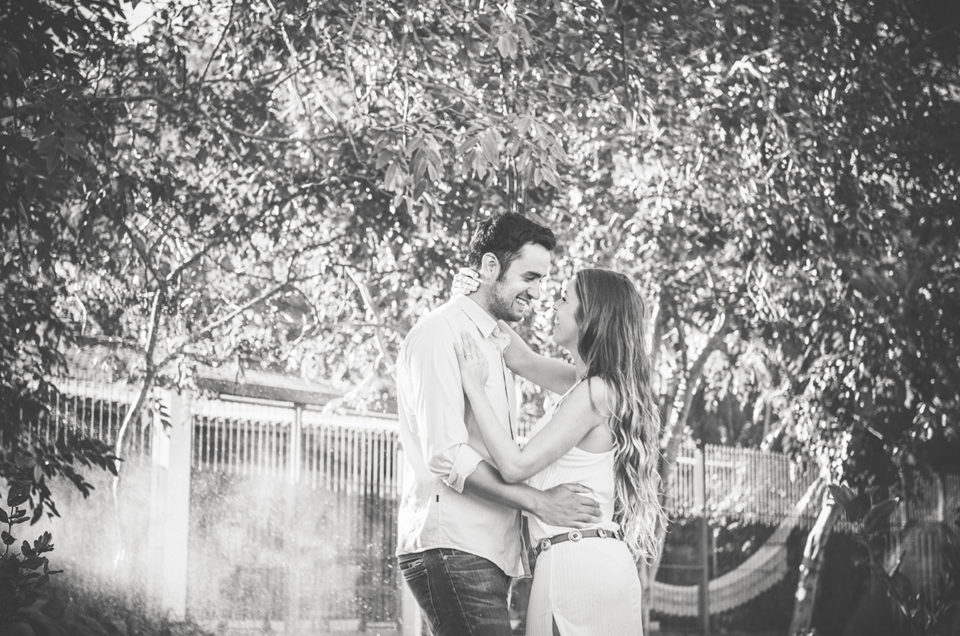 Agus y Fer, engagement session in Playas del Coco