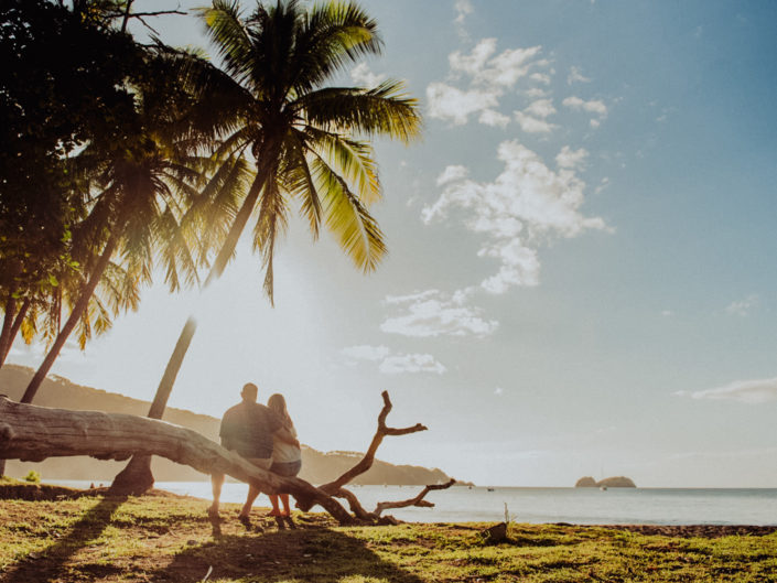Elyce & Jack, Beach honeymoon session in Playa Hermosa, Costa Rica