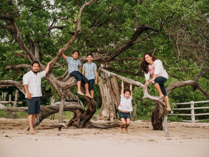 Marcela & Family