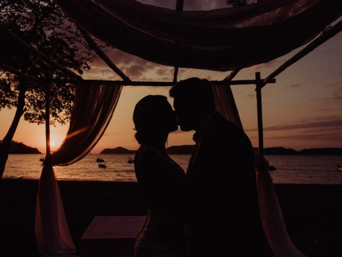 Adriana & Jose, Beach wedding at Mangroove Hotel, Guanacaste, Costa Rica